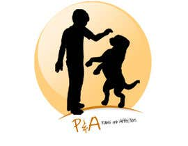 "#5 for Design a Logo for ""Paws and Affection"" af zandersjay"