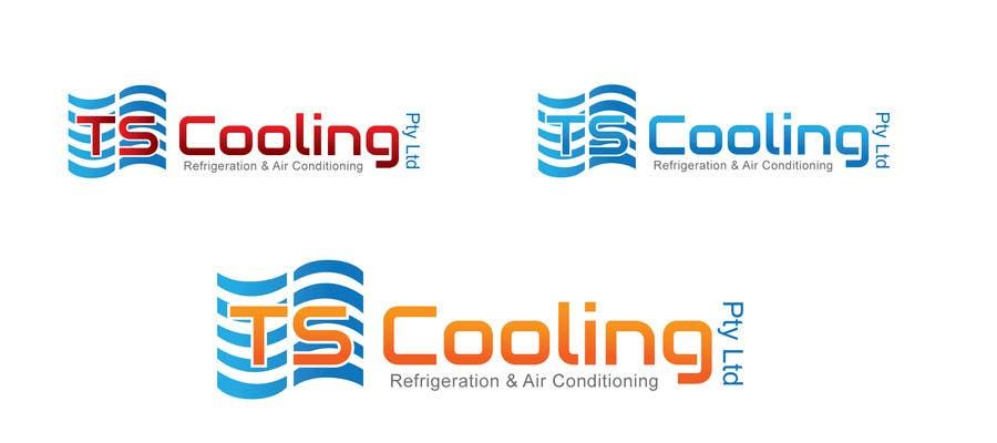 Penyertaan Peraduan #80 untuk Design a Logo for TS Cooling Pty Ltd