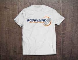 Nro 23 kilpailuun logo designed for Forward Motion Events käyttäjältä magepana