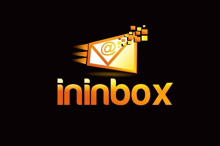 Penyertaan Peraduan #                                        406                                      untuk                                         Logo Design for ininbox.com