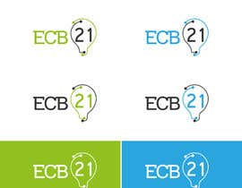 #36 for Ontwerp a Logo for ecb21 - repost af Asifrbraj