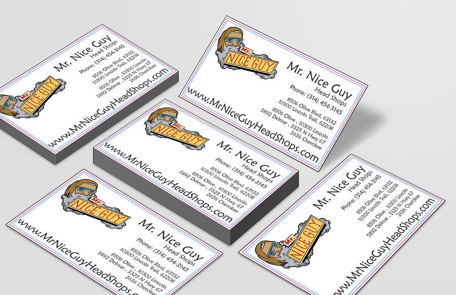 Entry #60 by atikul4you for Design Business Cards for a store chain ...