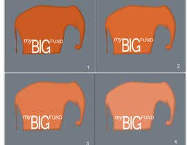 Nro 132 kilpailuun Design a Logo for MyBigFund! käyttäjältä Dragan70