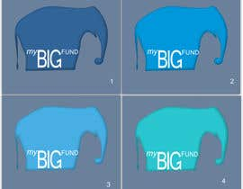Nro 134 kilpailuun Design a Logo for MyBigFund! käyttäjältä Dragan70