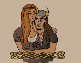 #13 for Cute Viking/Celtic Illustration by veroartist