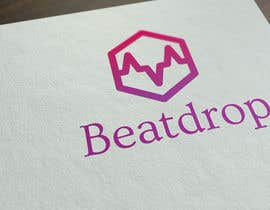MONITOR168 tarafından Beatdrop logo design competition için no 27