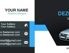 proloybishwash tarafından Business  Card Design for Auto Dismantling Business of VW Passat için no 6