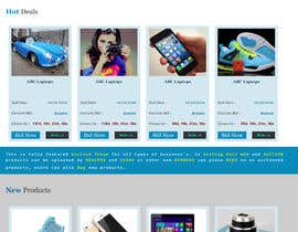 kanwarbuttar tarafından Design a Website Mockup for joomla website - repost için no 1