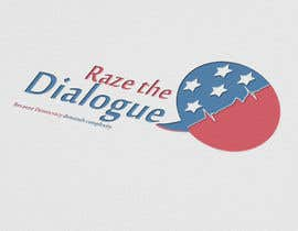 nº 21 pour Design a Logo for Raze the Dialogue par Qoutmosh