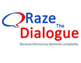 nº 40 pour Design a Logo for Raze the Dialogue par dipakart