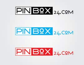 Nro 10 kilpailuun Logo creation for pinbox24.com cooperation platform with document flow and bussines contacts käyttäjältä akshayvalecha