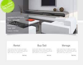 #16 untuk Graphic Design for The business is called 'FindAFlat.com.au' oleh Salbatyku
