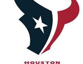 Nro 2 kilpailuun I need a Houston Texans logo designed. käyttäjältä ahmad111951