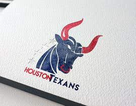 Nro 11 kilpailuun I need a Houston Texans logo designed. käyttäjältä AngyT