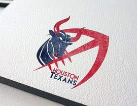 Nro 13 kilpailuun I need a Houston Texans logo designed. käyttäjältä AngyT