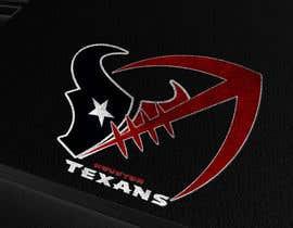 Nro 23 kilpailuun I need a Houston Texans logo designed. käyttäjältä AngyT