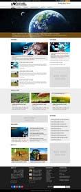 abcdNd tarafından Design a Website Mockup for News Site için no 13