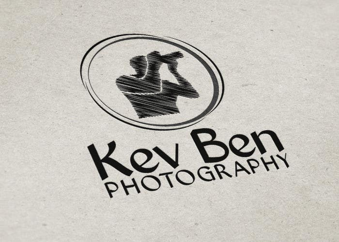 Konkurrenceindlæg #41 for Design a Logo for Kev Ben Photography