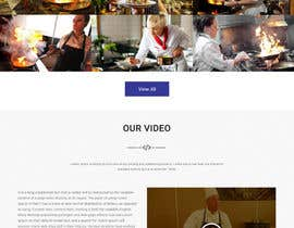 webmastersud tarafından Design a Website Mockup for Restaurant Equipment Site için no 8