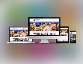 Nro 27 kilpailuun Design a Website Mockup for Restaurant Equipment Site käyttäjältä Comnix