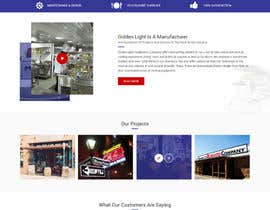 syrwebdevelopmen tarafından Design a Website Mockup for Restaurant Equipment Site için no 9