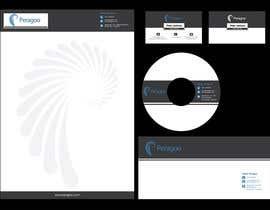 Nro 56 kilpailuun Design KICKASS business card and stationary käyttäjältä tahira11