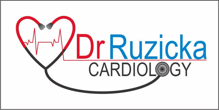 Конкурсная заявка №248 для Logo Design for Dr Ruzicka Cardiology