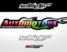 rogeliobello tarafından Design a Logo for Automotors International Corp için no 53
