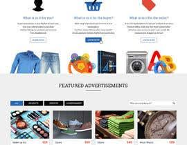 doodlehint tarafından home landing page svg png design website UX UI designer için no 50