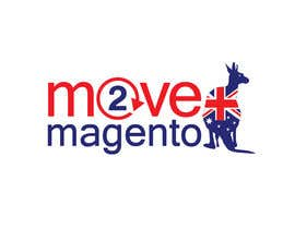 nº 76 pour Design a Logo for Move2Magento and MovetoMagento par ayogairsyad