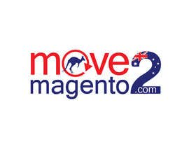 nº 77 pour Design a Logo for Move2Magento and MovetoMagento par ayogairsyad