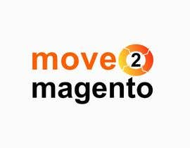 nº 38 pour Design a Logo for Move2Magento and MovetoMagento par logomaker01