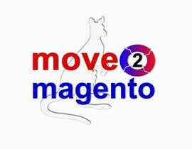 nº 57 pour Design a Logo for Move2Magento and MovetoMagento par logomaker01