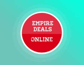 #8 para Empire Deals Online Logo Design por johnrichacebes