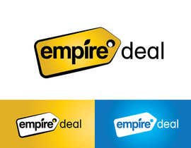 #41 para Empire Deals Online Logo Design por enshano
