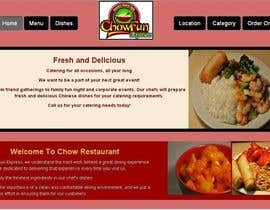 #53 untuk Build a Website for restaurants oleh junaid04