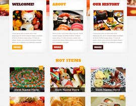 #30 untuk Build a Website for restaurants oleh preside
