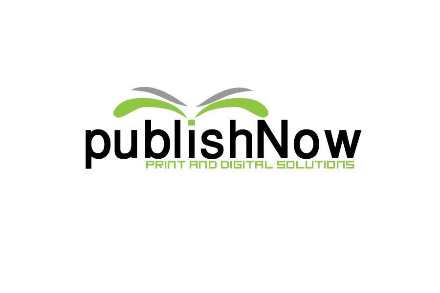 Inscrição nº 18 do Concurso para Logo for Published Now