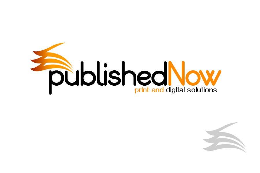 Inscrição nº 71 do Concurso para Logo for Published Now