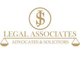 Nro 39 kilpailuun Need a logo for a Indian Law firm käyttäjältä rosarioleko06
