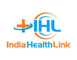 #12 para Design a Logo for India Health Link por ibed05