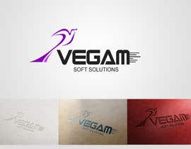 #37 para Design a Logo for Vegam Soft Solutions por sreesiddhartha
