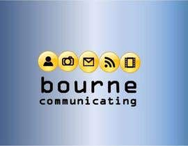 #243 para Logo Design for Bourne Communicating por Noc3