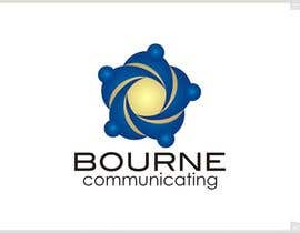 #421 untuk Logo Design for Bourne Communicating oleh innovys