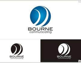 #401 pentru Logo Design for Bourne Communicating de către innovys