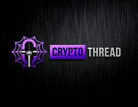nº 141 pour Design a Logo for www.CryptoThread.com par workha