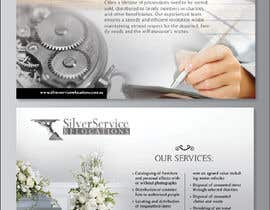 #7 for Flyer Design for Silver Service Relocations by Ollive
