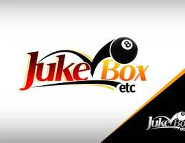 #390 dla Logo Design for Jukebox Etc przez twindesigner