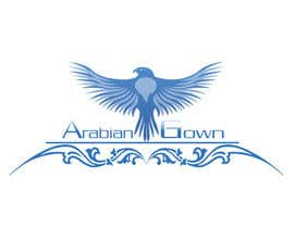 #43 para Logo Design for Arabian Gown por abcreno300