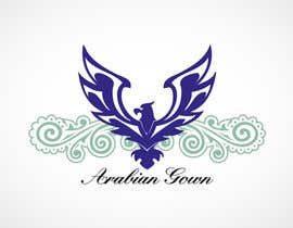 #15 para Logo Design for Arabian Gown por moelgendy